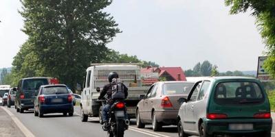 Odpust w Kalwarii. Jak co roku kierowców czekają utrudnienia