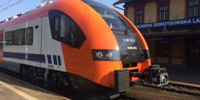 Wracają pociągi do Wadowic. Od teraz jeszcze łatwiej kupimy na nie bilet