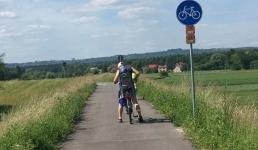 Burmistrz Kaliński zapowiada 6,5 kilometra tras rowerowych w Wadowicach