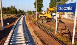 Kolejowy remont między Wadowicami a Andrychowem idzie pełną parą