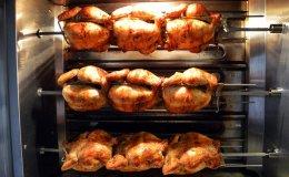 Masz ochotę na kurczaka z rożna? Vesuvio zaprasza!