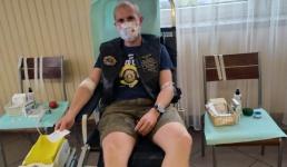 Motoserce po raz dziesiąty. Motocykliści będą zbierać krew w OSP Chocznia