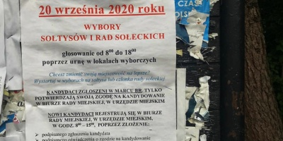 Pierwsze takie wybory rad sołeckich i sołtysów w gminie Wadowice