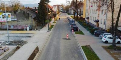 Remont ulicy Sienkiewicza opóźniony przez znaleziska archeologiczne
