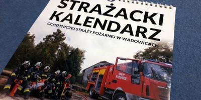 Strażacy kalendarzy w tym roku nosić nie będą, ale tradycji stanie się zadość