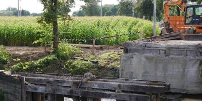 W Przybradzu powstaje nowy most. Będzie dłuższy i szerszy