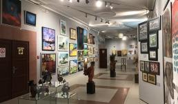 Zwiedzaj wirtualnie wystawę Wadowickie Środowisko Artystyczne 2020