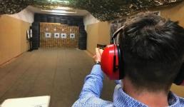 Burmistrz Kaliński obiecuje w Wadowicach strzelnicę