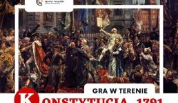 Gra w terenie. O konstytucji w Kalwarii nieco inaczej