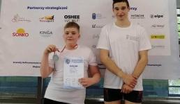 Kolejne sukcesy niepełnosprawnych pływaków z powiatu wadowickiego