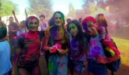 Kolorowa impreza w Wadowicach! Wpadniecie na Wenecję porzucać się kolorami?