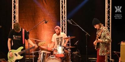 Koncert Fish Basket. Live session
