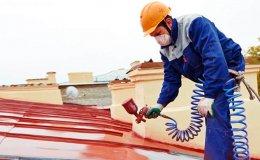 Malowanie dachów. Tylko z firmą Giżycki Wadowice! 20 lat doświadczana rynku!