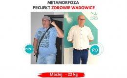 Nowe Metamorfozy w PROJEKT ZDROWIE WADOWICE!!