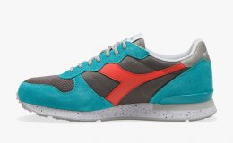 Sneakery Diadora - klasyczny włoski streetwear