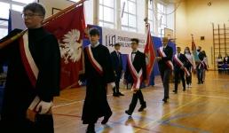 """W """"Gimplu"""" odbyła się powiatowa inauguracja roku szkolnego"""
