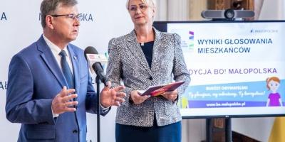 Znamy już wyniki 5 edycji Budżetu Obywatelskiego Małopolski. Skorzysta sporo gmin z powiatu wadowickiego