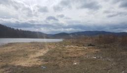 Znowu syf nad Jeziorem Mucharskim